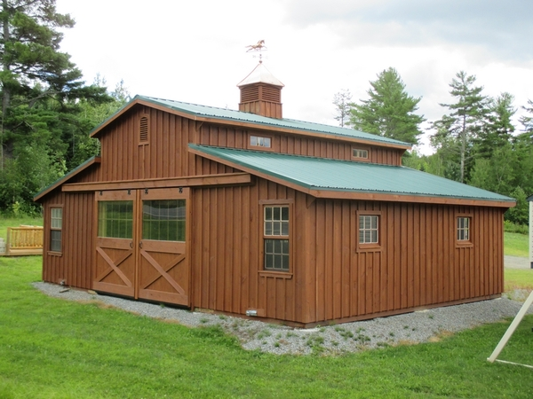 Gallery of photos from Hill View Mini Barns