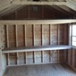 Cedar sided storage - #258