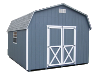 Economical storage buildings