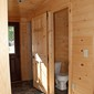 Holden, Maine display home. Mud room with 1/2 bath - #16907