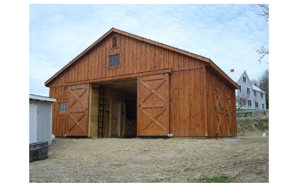 Affordable barns and garages for Affordable barns