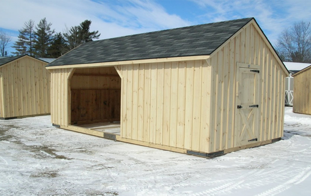 Affordable barns and garages for Affordable barns and garages