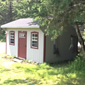 #8249 Cottage garden shed