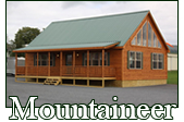 Mountaineer log home