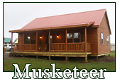 Musketeer Log Homes