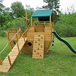 wooden boat playsets