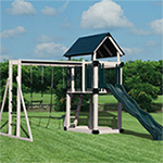 swing sets and playsets