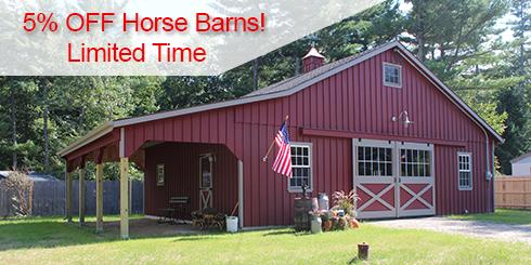Sheds, Storage barns, Homes, Garages, Camps, Horse Barns ...